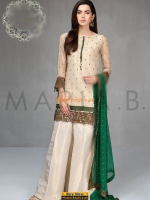MARIA B Latest Embroidered Maysuri Collection Replica