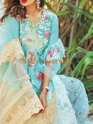 RANG RASIYA Latest Embroidered Lawn Collection Replica