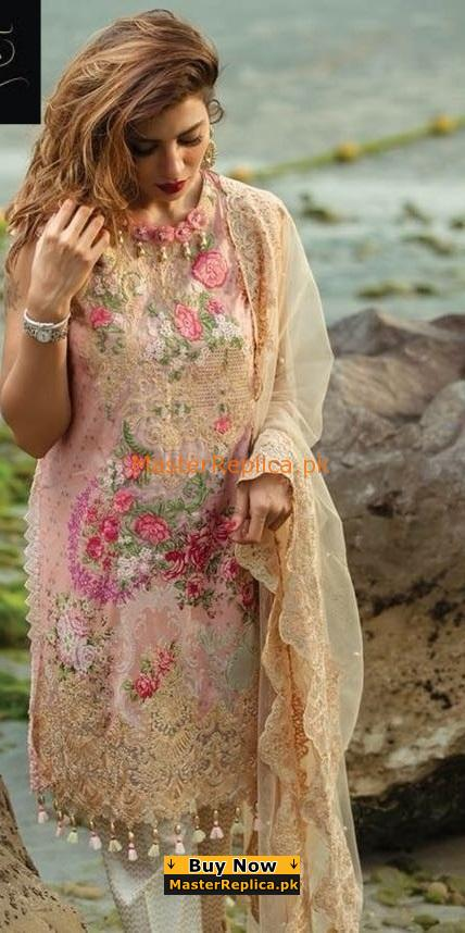 RANG RASIYA Latest Embroidered Summer Lawn Collection Replica