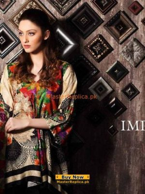 CHARIZMA Luxury Embroidered Linen Collection Replica