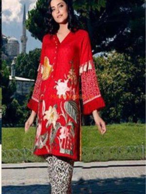 Charizma Latest Festive Embroidered Linen Collection Replica
