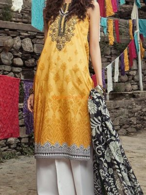 Maria B Latest Embroidered Cotton Collection Replica