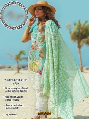 RANG RASIYA Luxury Embroidered Eid Collection Lawn Replica