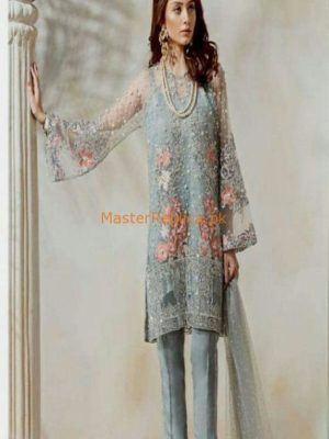 REPUBLIC Luxury Embroidered Festive Net Collection Replica