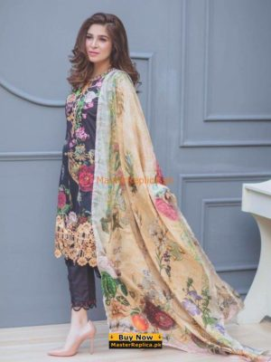 RANG RASIYA Luxury Embroidered Lawn Collection Replica 2018