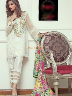 ANNUS ABRAR Latest Embroidered Party Wear Chiffon CoANNUS ABRAR Latest Embroidered Party Wear Chiffon Collection Replicallection Replica