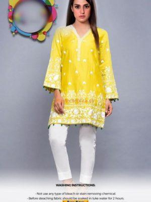 IQRA AZIZ Luxury Embroidered Cotton Collection Replica