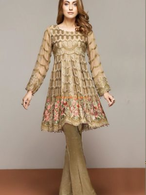 JAZMINE Luxury Embroidered Organza&Maysuri Collection Replica