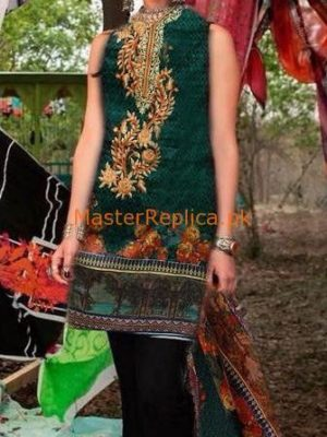 MARIA B Luxury Embroidered khaddar Collection ReplicaMARIA B Luxury Embroidered khaddar Collection Replica
