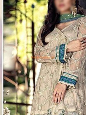 MARIA B Luxury Embroidered Latest Cotton Collection Replica