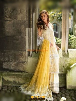 SOBIA NAZIR Luxury Embroidered Net Collection Replica