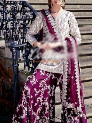 ZAINAB CHOTTANI Luxury Embroidered Chiffon CZAINAB CHOTTANI Luxury Embroidered Chiffon Collection Replica 2018ollection Replica 2018
