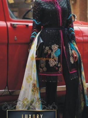 AYESHA IBRAHIM LUXURY EMBROIDERED BRIDAL COLLECTION 2018 MASTER REPLICA