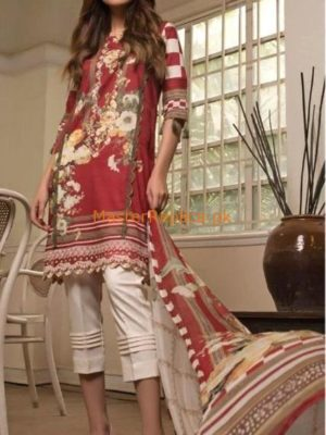 FIRDOUS LUXURY KHADDAR WINTER COLLECTION 2018 REPLICA