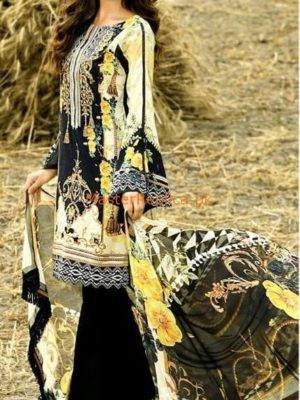 FIRDOUS Luxury Embroidered Latest Winter CoFIRDOUS Luxury Embroidered Latest Winter Collection Replica llection Replica