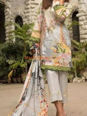 FIRDOUS LATEST EMBROIDERED KHADDAR COLLECTION 2018 REPLICA