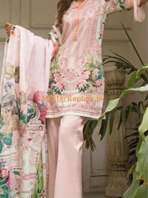 FIRDOUS Latest Embroidered Winter Khaddar Collection Replica