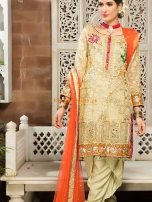 GULAAL LUXURY EMBROIDERED FANCY MAYSURI COLLECTION 2018 MASTER REPLICA