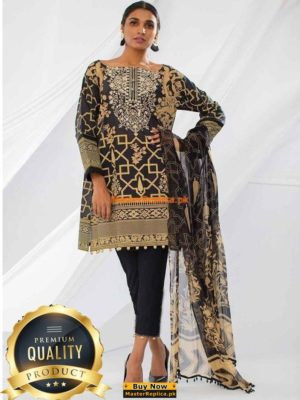 KHAADI Luxury Embroidered Latest Winter Khaddar Collection Replica