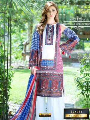 Limelight Luxury Embroidered Winter Khaddar Collection Replica