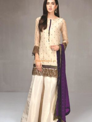 MARIA B LUXURY EMBROIDERED COLLECTION 2018 REPLICA