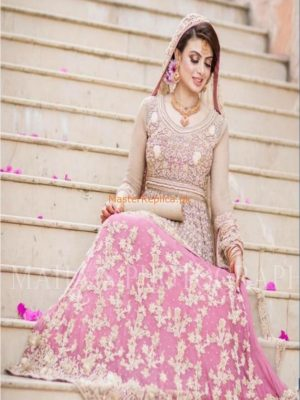 DEISGNER Luxury Embroidered Bridal Wear Collection Replica