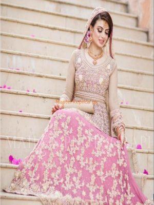 DEISGNER Luxury Embroidered Bridal Wear Collection Replica