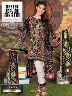 SIFONA Latest Embroidered Winter Khaddar Collection Replica