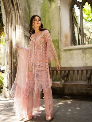 Sobia Nazir Luxury 6A Falak Embroidered Net Collection Replica