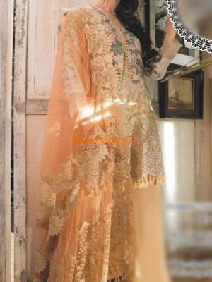SOBIA NAZIR LUXURY EMBROIDERED LAWN COLLECTION 2018 REPLICA