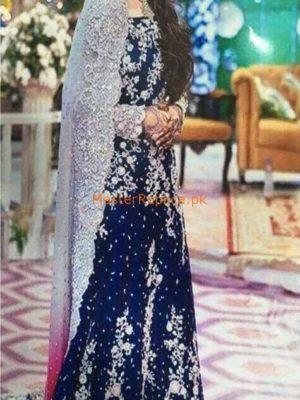 ZAINAB CHOTTANI Luxury Embroidered Bridal Latest Chiffon Collection Replica