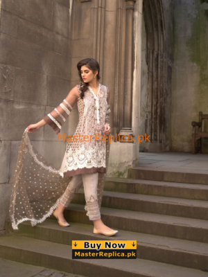 Sobia Nazir Latest 5A Falak Embroidered Net CoSobia Nazir Latest 5A Falak Embroidered Net Collection Replicallection Replica