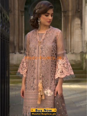 Sobia Nazir Luxury 5B Falak Embroidered Chiffon Collection Replica