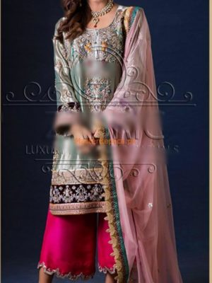 ANABIA LUXURY EMBROIDERED MAYSURI COLLECTION 2018 REPLICA