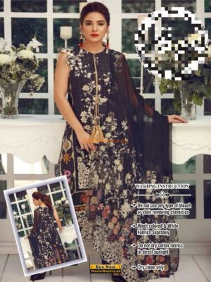 DESIGNER Luxury Embroidered Lawn Collection Replica 2018