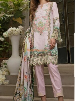 FIRDOUS LUXURY CAMBRIC COTTON COLLECTION 2018 REPLICA