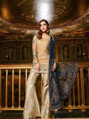 MARIA B LUXURY EMBROIDERED MAYSURI COLLECTIMARIA B LUXURY EMBROIDERED MAYSURI COLLECTION 2018 REPLICA 018 REPLICA