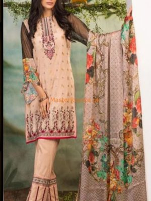 ORIENT LUXURY EMBROIDERED COTTON LAWN COLLECTION 2018 REPLICA