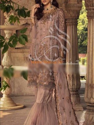 SIFONA LUXURY EMBROIDERED WEDDING NET COLLECTION 2018 MASTER REPLICA