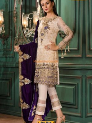SIFONA LUXURY EMBROIDERED NET COLLECTION 2018 REPLICA