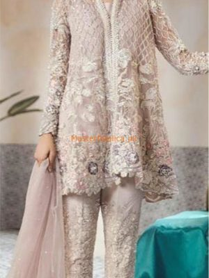 REPUBLIC LUXURY EMBROIDERED NET COLLECTIION 2018 REPLICA