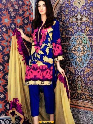 CHARIZMA Luxury Embroidered Winter Linen Collection Replica 2019