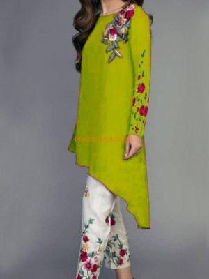 DESIGNER Latest Embroidered Winter Cotton Collection Replica