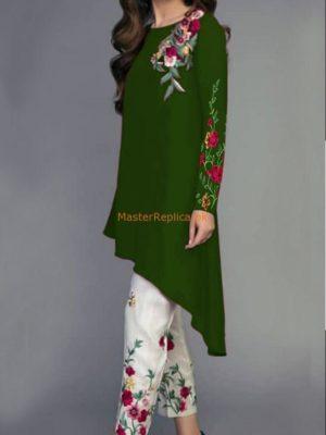 DESIGNER Luxury Embroidered Latest Winter Cotton Collection Replica