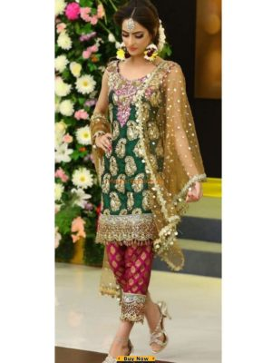 KASHEE'S Bridal Chiffon Embroidered Master Replica 2019