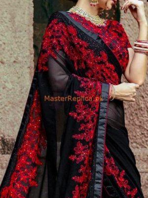 INDIAN Chiffon And Silk Saree Master Replica 2019