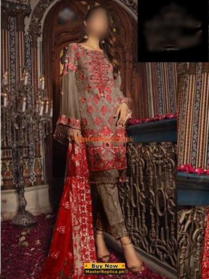 MARYAM'S Cotton And Chiffon Master Replica 2019