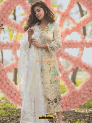 RANGRASIYA Snow White Lawn Master Replica 2019