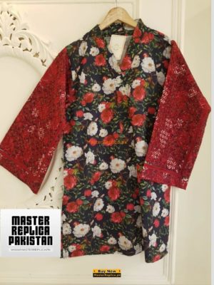 AGHA NOOR Organza And Lawn Master Replica 2019
