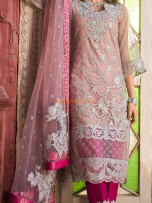 ZAINAB CHOTTANI Organza And Net Master Replica 2019